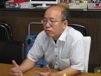 事務局長 八幡隆司さん