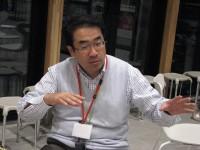 理事長の江川和弥さん