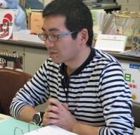 プログラムオフィサー 布田剛さん