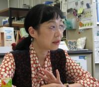 代表理事 紅邑晶子さん