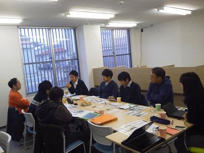 第2回宮城メンバー情報交換会(2012年12月)
